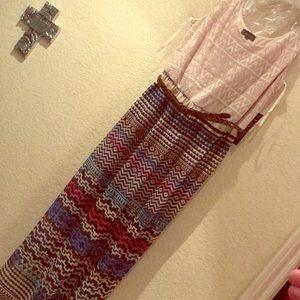 Luxology maxi dress